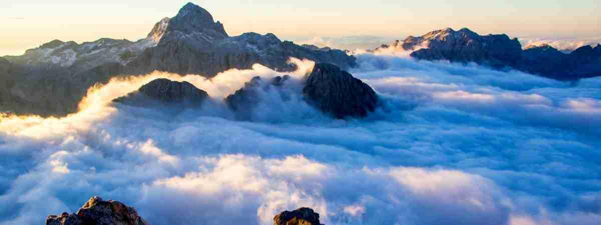 Julian Alps and Mount Triglav