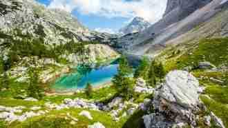 Julian Alps and Mount Triglav 12