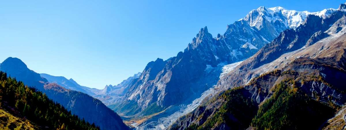 Tour du Mont Blanc Eastern Section in Comfort