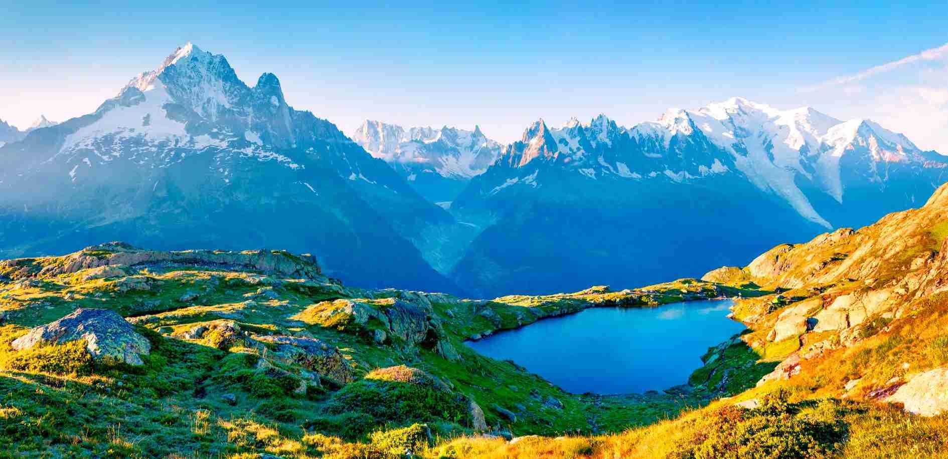 Resultado de imagen de le tour du mont blanc