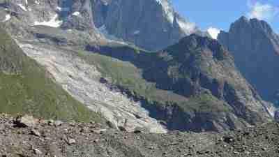 Tour du Mont Blanc from Martigny in Comfort 9