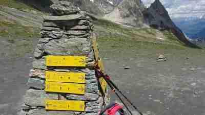 Tour du Mont Blanc from Martigny in Comfort 14