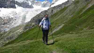 Tour du Mont Blanc from Martigny in Comfort