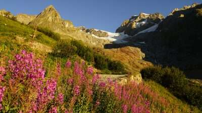 Tour du Mont Blanc from Martigny in Comfort 26