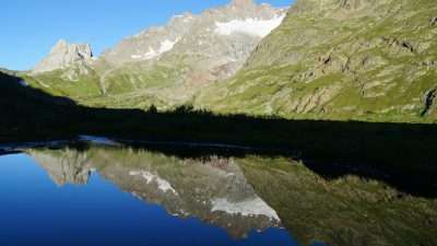 Tour du Mont Blanc from Martigny in Comfort 27