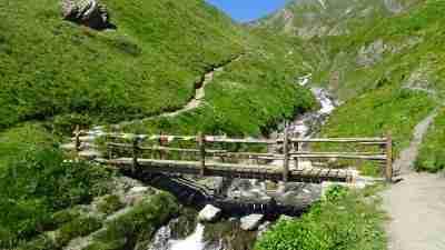 Tour du Mont Blanc from Martigny in Comfort 1
