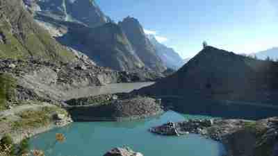 Tour du Mont Blanc from Martigny in Comfort 32