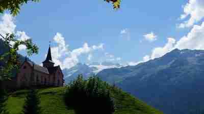 Tour du Mont Blanc from Martigny in Comfort 45