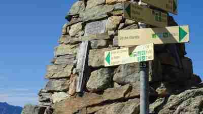 Tour du Mont Blanc from Martigny in Comfort 55