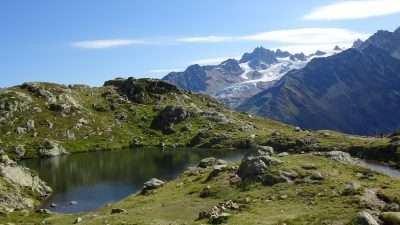 Tour du Mont Blanc from Martigny in Comfort 58