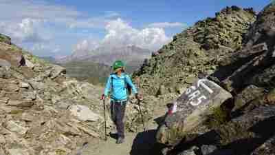 Tour du Mont Blanc from Martigny in Comfort 62
