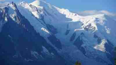 Tour du Mont Blanc from Martigny in Comfort 65