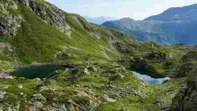 Tour du Mont Blanc from Martigny in Comfort 71