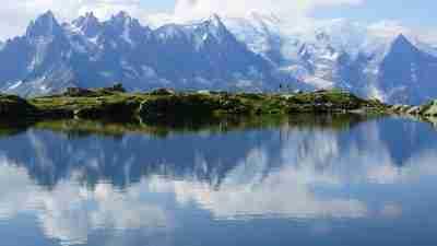 Tour du Mont Blanc from Martigny in Comfort 72