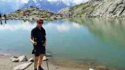 Tour du Mont Blanc from Martigny in Comfort 73