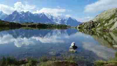 Tour du Mont Blanc from Martigny in Comfort 75