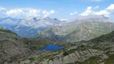 Tour du Mont Blanc from Martigny in Comfort 78