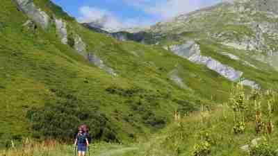 Tour du Mont Blanc from Martigny in Comfort 80