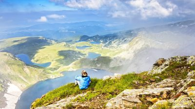 Seven Rila Lakes and Mount Musala Bulgaria walking holiday self guided, musala walking holiday