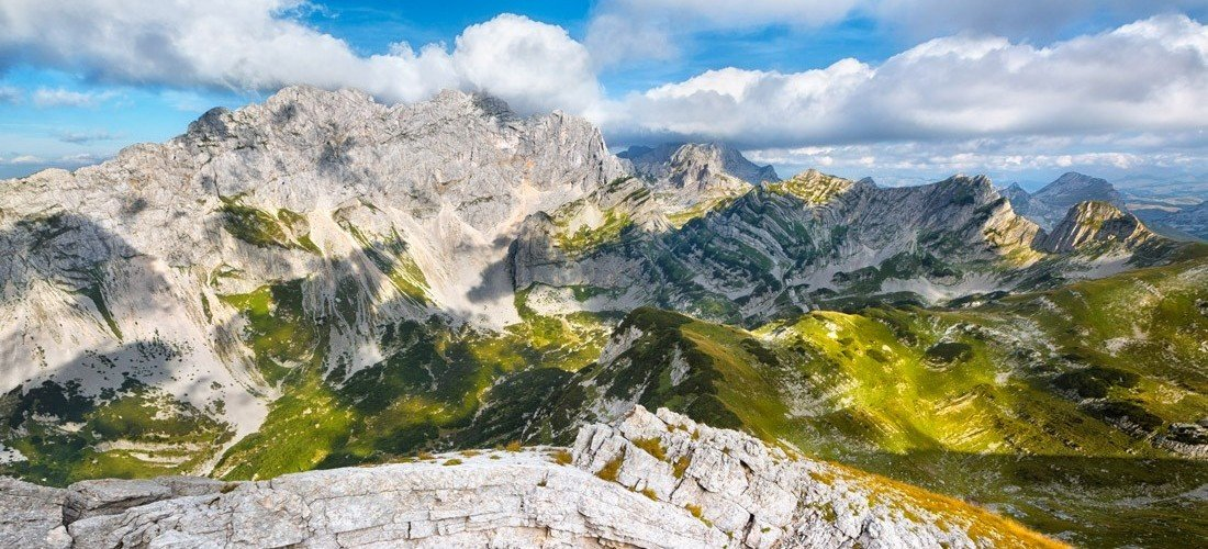 the summits and lakes of north montenegro, north montenegro walking holiday, self guided