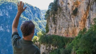 Vikos Gorge and the High Trails of Pindos 58