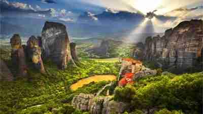 Greece Walking Holidays