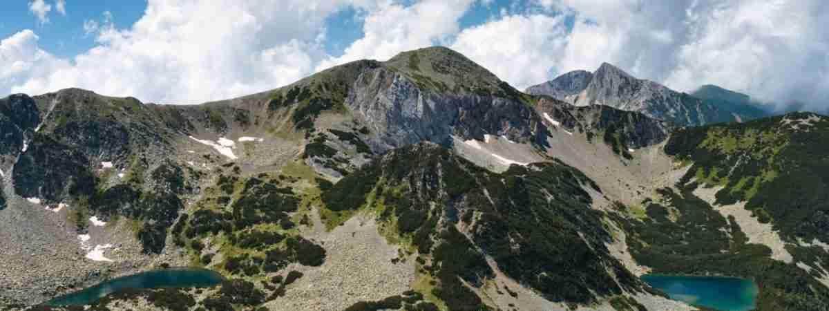 hut to hut treks, difficulty grades, Bulgarian Alps: Rila and Pirin