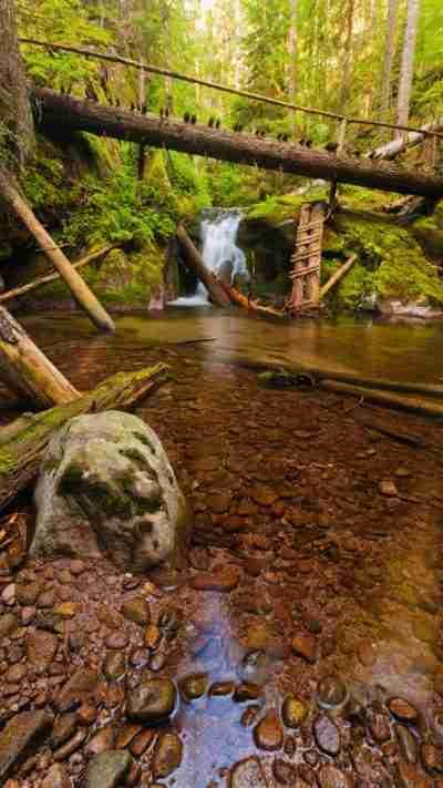 Eagles Eye and Canyon of Waterfalls, self guided walking holiday Bulgaria