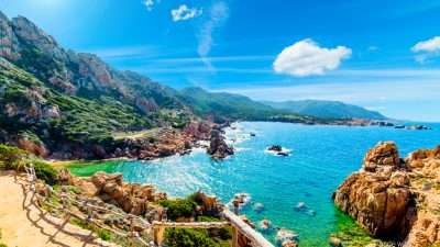 Sardinia West Coast and Monte Linas 20