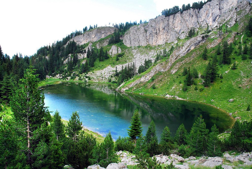 kosovo walking holidays