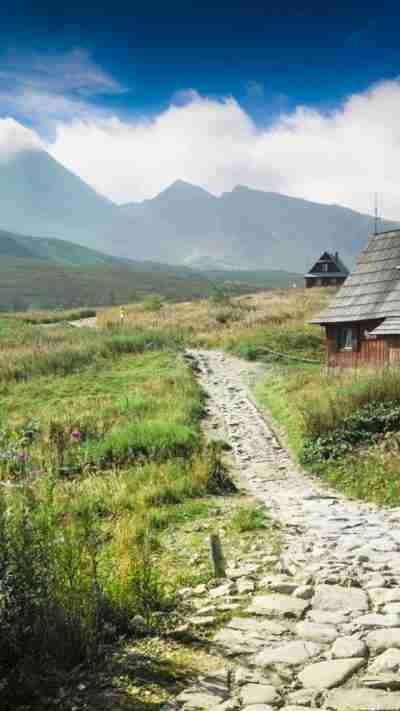 Slovakia Walking Holidays