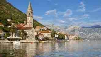 Lovcen and Kotor Bay Short Break