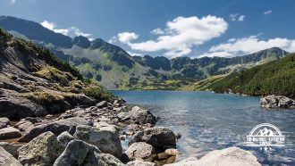 self guided hiking, Carpatian mountains, Poland, 5 lakes valley in Tatras