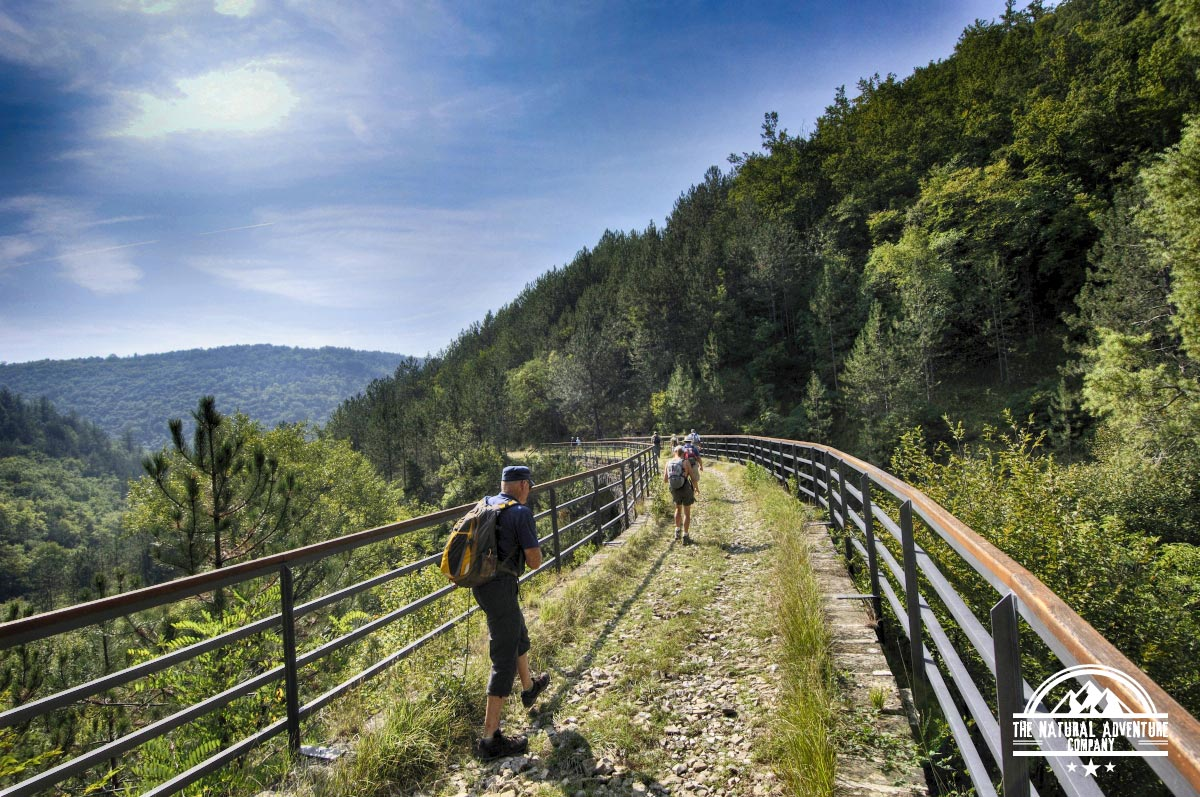 guided walking holidays in croatia