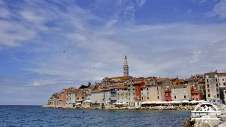 Self-guided walking holiday, Croatia, portrait of Rovinj