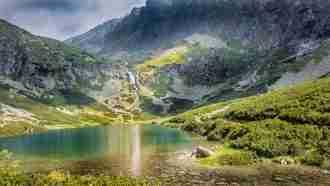 Slovakian Alps: High Tatras 25
