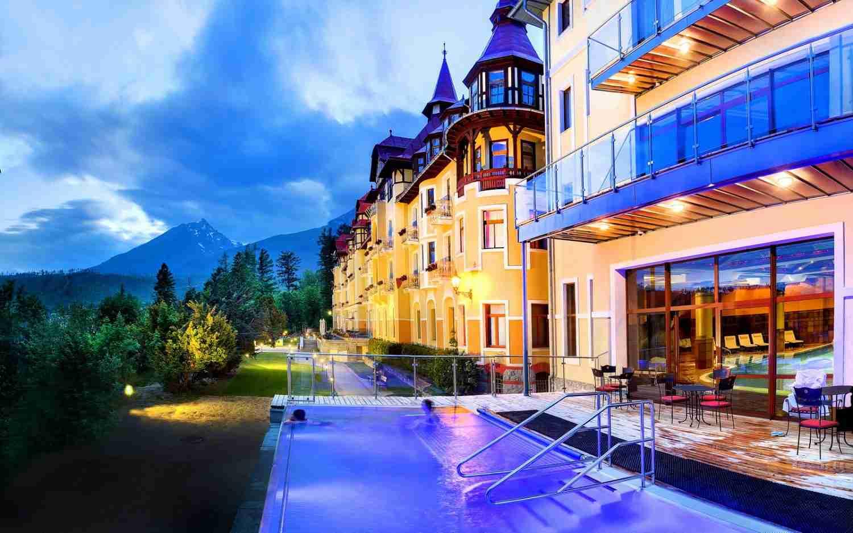 Slovakian Alps: High Tatras 6