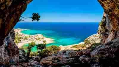 Crete North to South
