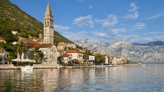 South Montenegro and Kotor Bay