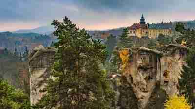 trails of bohemian paradise, Czech Republic Walking Holiday, Bohemian Paradise Walking Holiday, Walking Tour in Czech Republic