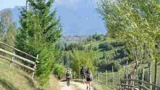 The Four Mountains of Transylvania 2