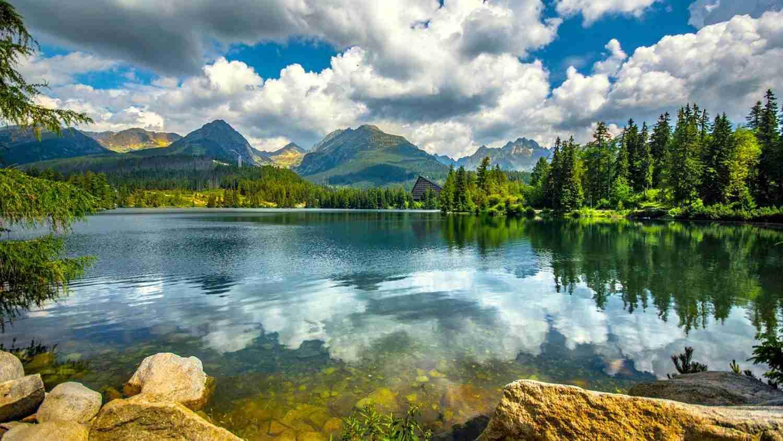 Slovakian Alps Hut to Hut Trek 7