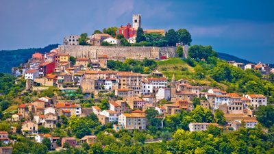 trails and wines of istria, croatia self guided walking holiday