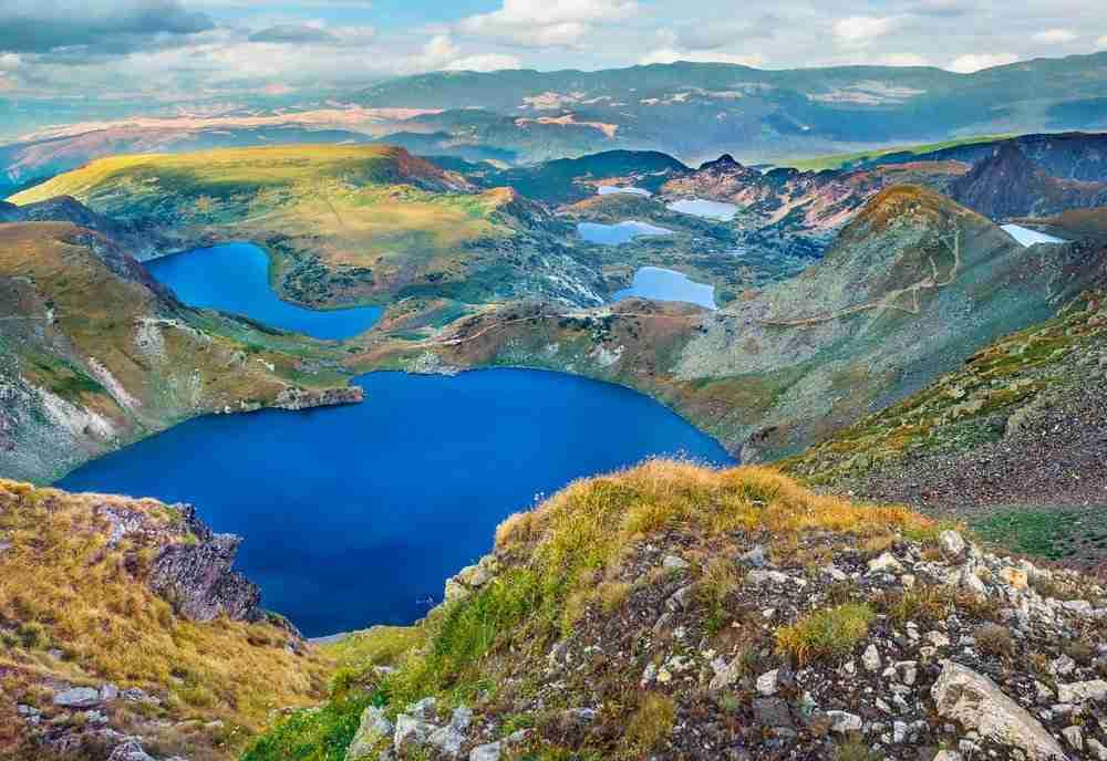 most popular walking holidays, Bulgarian Alps: Rila and Pirin, Rila self guided walking holiday, pirin walking holiday