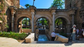 Lycian Way in the East Antalya 2