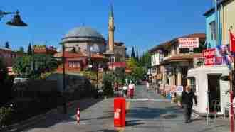 Lycian Way in the East Antalya