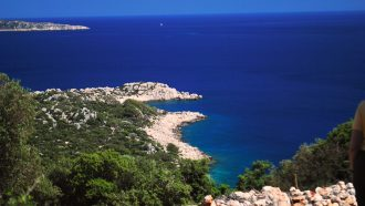 The Lycian Way East 26