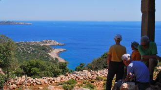 Lycian Way in the East06