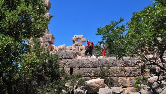 Lycian Way in the East07