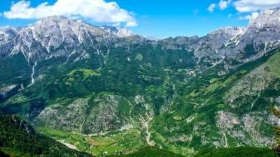 Trails of Albanian Alps 10